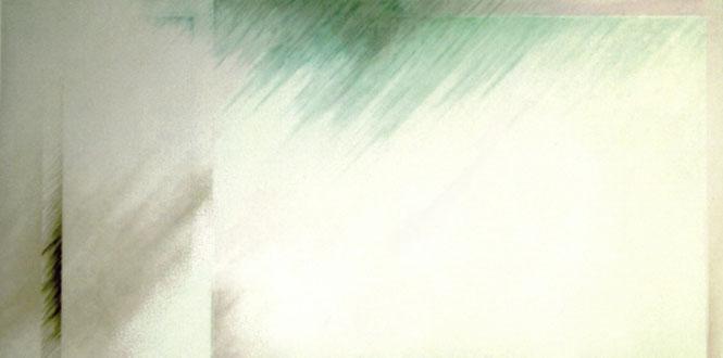 flaque de verre