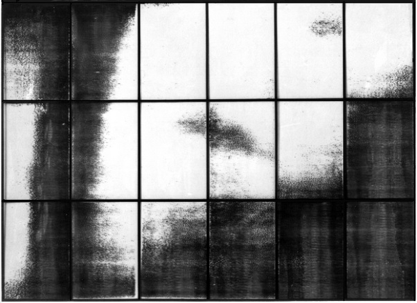 vitres exposées